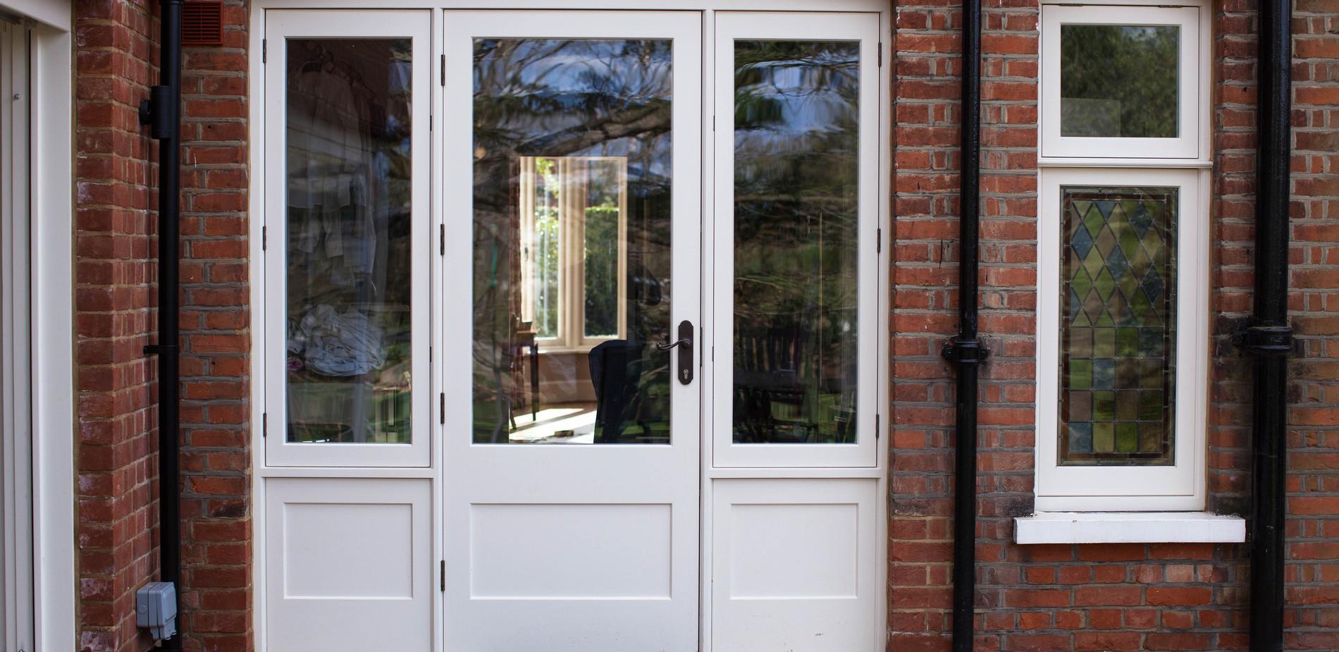 External Door Manufacturer - K&D Joinery London