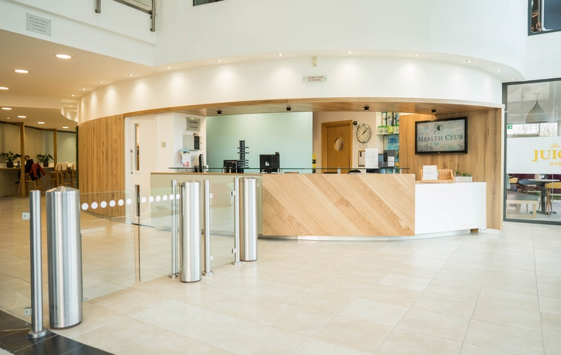 Sports Centre Cabinetry - London