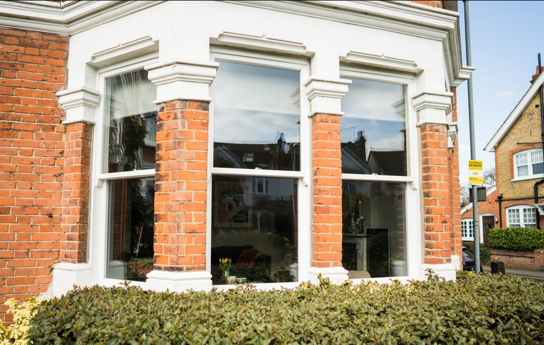 Traditional Sash Windows in Chelsea