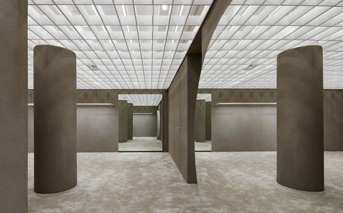 Mayfair Suspended Ceiling