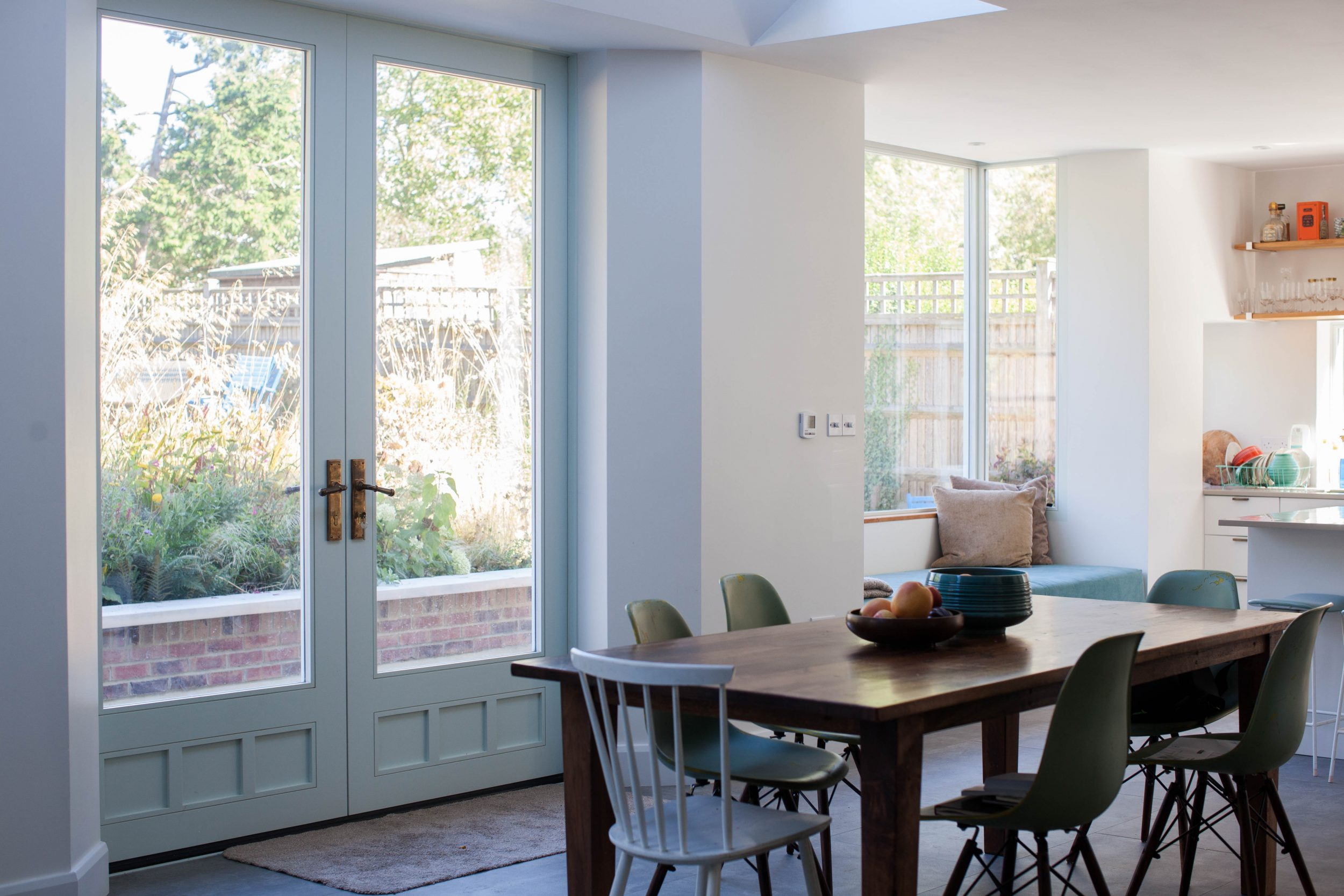 French door manufacturer and installer - K&D Joinery, London